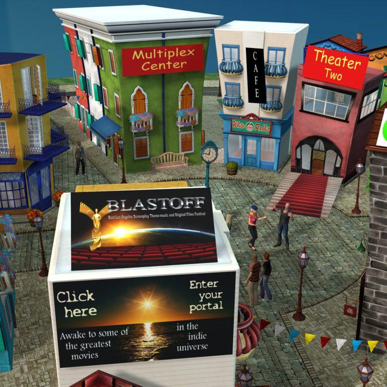 The BLASTOFF Virtual Village